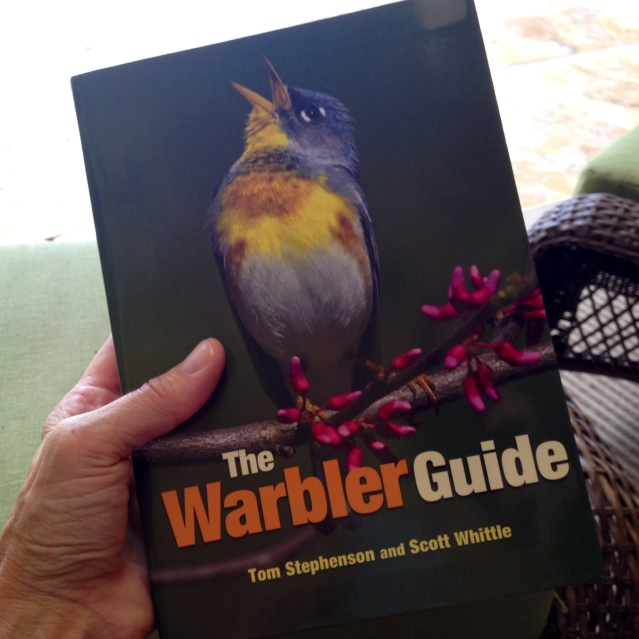 The Warbler Guide. A must have for any birder.