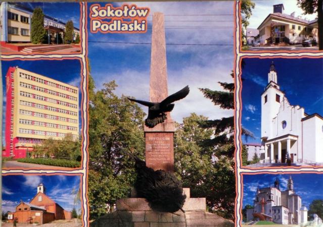 A card from Poland